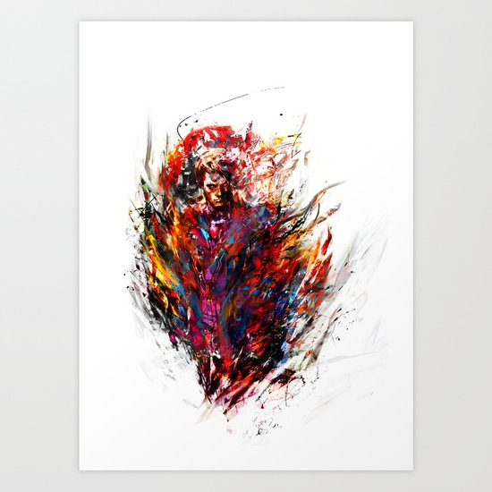 Vergil Art Print