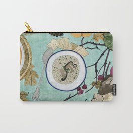 Mushroom Porridge  Carry-All Pouch