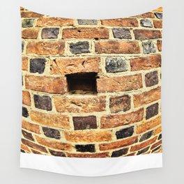 Bricks Wall Tapestry