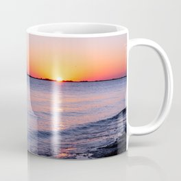 Ocean view at Dunedin Causeway in Dunedin Florida Coffee Mug