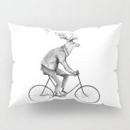 Even a Gentleman Rides Pillow Sham