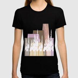 Pastel Mountains T-shirt