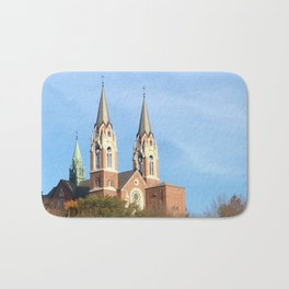 Holy Hill Bath Mat