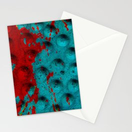 Abstract 1279 Stationery Cards