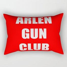 Arlen Gun Club Rectangular Pillow