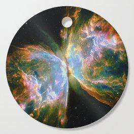Butterfly Nebula Cutting Board