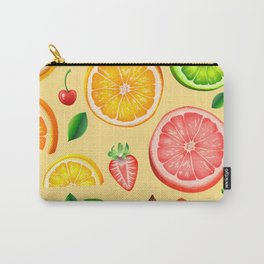 Exotic fruit art Carry-All Pouch