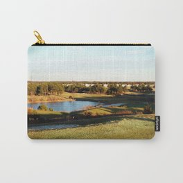 A Golfer's Paradise Carry-All Pouch