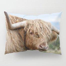 Highland cattle Pillow Sham