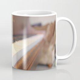 Chestnut Piano Coffee Mug
