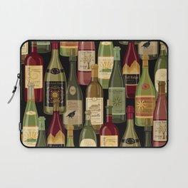 Wine Bottles Laptop Sleeve