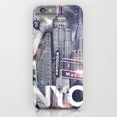 New York Moon iPhone 6s Slim Case