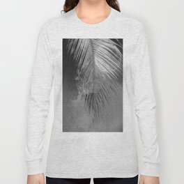 the moon, the palm and the dark Long Sleeve T-shirt
