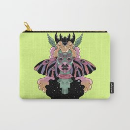 Butterfly Witch Carry-All Pouch