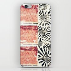 RETRO 4 iPhone & iPod Skin