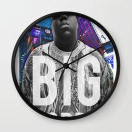 Big Poppa // NY Wall Clock