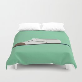 Kidnapping Caucasian Style Duvet Cover