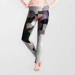 Geometric Anatomy Leggings
