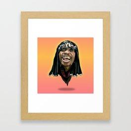 Its A Celebration Framed Art Print