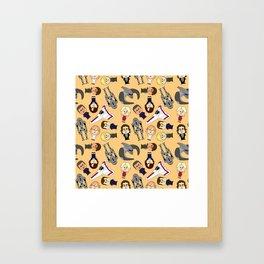 So Say We All Framed Art Print