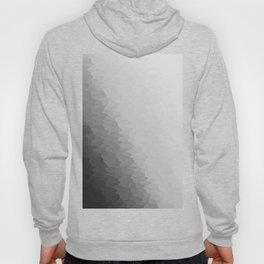 Dark Gray Texture Ombre Hoody
