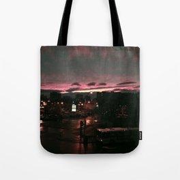 post rain set Tote Bag