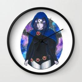 Azarath Metrion Zinthos! Wall Clock