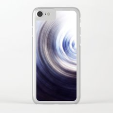 Evening Storm Clear iPhone Case