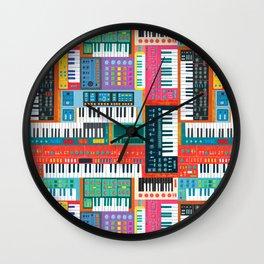 Synthusiast Wall Clock