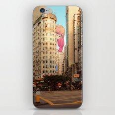 Wan Chai iPhone & iPod Skin