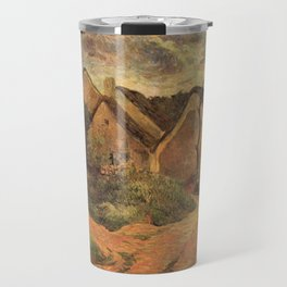 Paul Gauguin - Osny, Stormy Weather (1883) Travel Mug