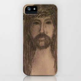 My Sweet Lord iPhone Case