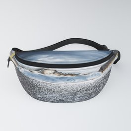 Storm in the Arctic Fanny Pack