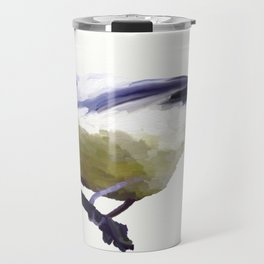 Blue Tit Travel Mug