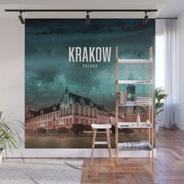 Krakow Wallpaper Wall Mural