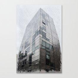 245 10th Ave off Highline Park Canvas Print