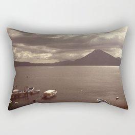 Lake Atitlan Rectangular Pillow
