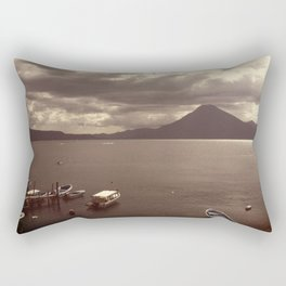 Lake Atitlan Rectangular Pillow