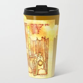 Steam Legacy Travel Mug