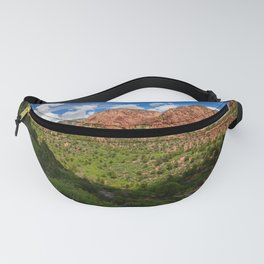 Spring, Lee's_Pass, Kolob_Canyons - Zion Fanny Pack