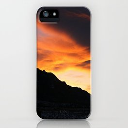 Bright Wings I iPhone Case