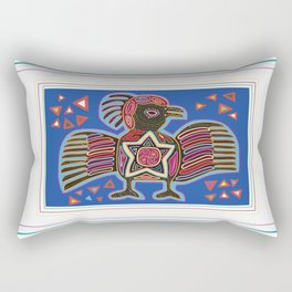 Panama Molas Rectangular Pillow