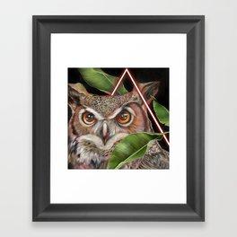 Knightvision Framed Art Print