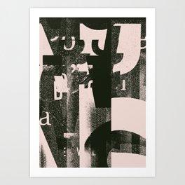 Typefart 016 Art Print
