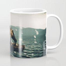 Drifting Upwards Coffee Mug