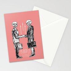 TROUBLE SHAKE Stationery Cards