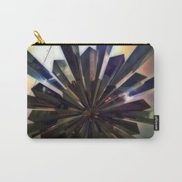 Textured Fixture 2 Carry-All Pouch
