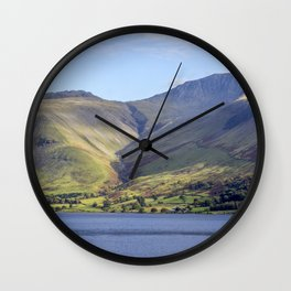 Motionless. Wall Clock