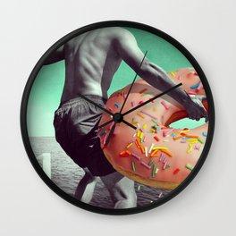 Lifedonut Wall Clock
