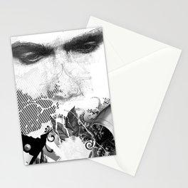 Mingasim // male Stationery Cards